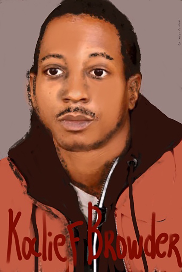 Lydia Venieri, Kalief Browder